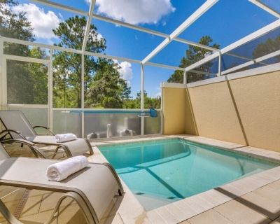 Brand new 3 bedrooms - 3 bathrooms townhome with private pool - Four Corners