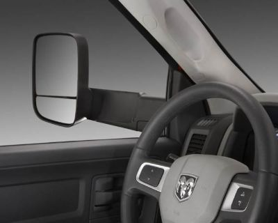 2012 Dch Dodge Ram Hd 2500 3500 Oem Truck Trailer Tow Mirror Kit Manual Mopar