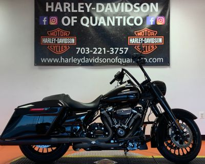 2017 Harley-Davidson Road King Special Touring Dumfries, VA