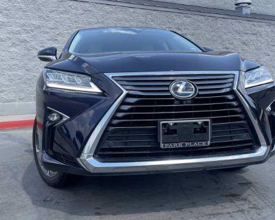 2018 Lexus RX RX 350L Luxury