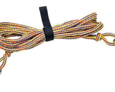 Tow Rope 20' 2 Hooks Rope Keeper