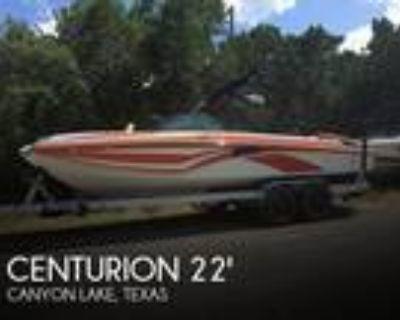 22 foot Centurion Enzo FX-22