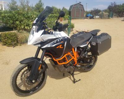 2014 KTM 1190