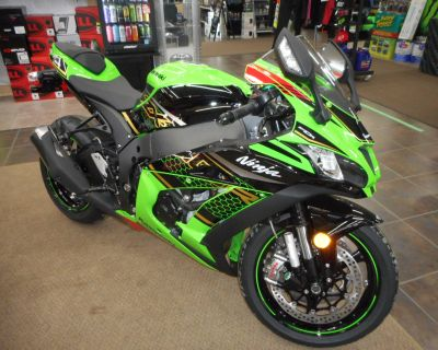 2020 Kawasaki Ninja ZX-10R KRT Edition Supersport Belvidere, IL