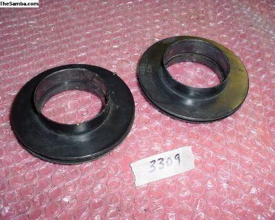 Set Of 2 Aperture Rings (rear Floor Vents)