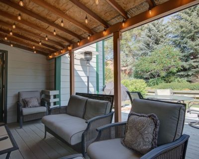 Pet Friendly! Near Uccs,hike, A/c, Grill & Firepit - Central Colorado Springs