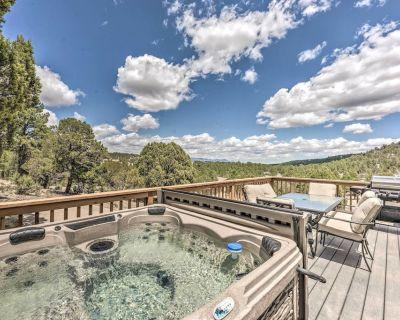 NEW! Beautiful, Modern Mountain Home By Alto Lake! - Ruidoso