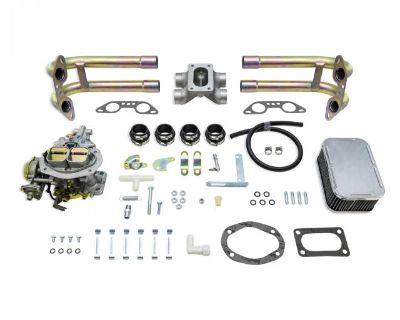 weber type 4 progressive carburetor kit