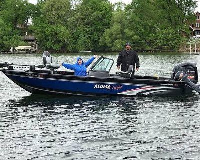 2018 Alumacraft 205