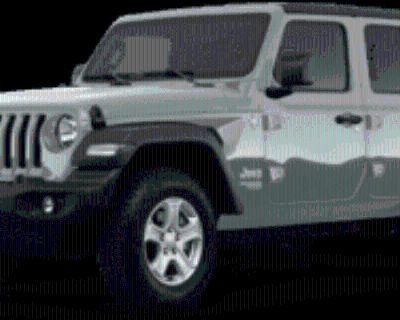 2018 Jeep Wrangler Unlimited Sport (JL)