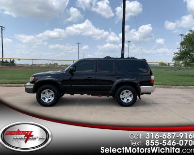 Used 2002 Toyota 4Runner 4dr SR5 3.4L Auto 4WD (Natl)