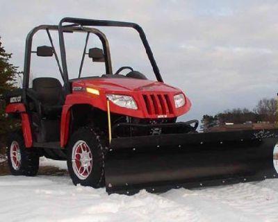 "American Eagle 72"" Utv Snow Plow Yamaha Rhino"