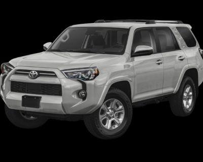 New 2022 Toyota 4Runner SR5 Premium RWD SUV