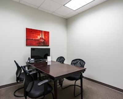 Private Meeting Room for 4 at Access Office Business Center