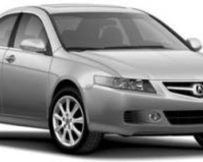 2006 Acura TSX Automatic with Navigation