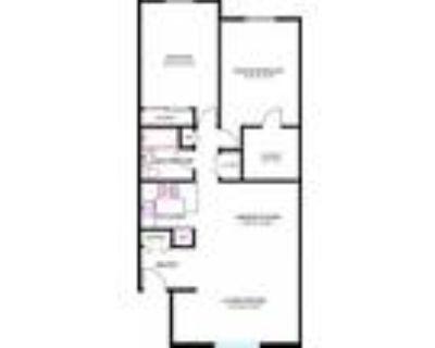 Presidential Estates - Two Bedroom 1st Floor w/Patio