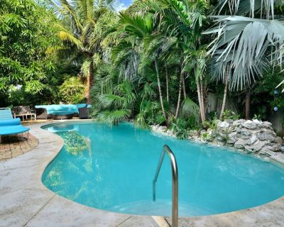 NEW LISTING: Beautiful house in Key West with large private pool - New Town