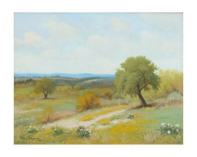 Texas & Western Art Auction 250 lots of original artwork