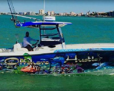 Orlando Fishing Charters | OffshoreHustler