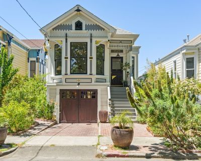 Beautiful one Bedroom Ground Floor Flat in a Victorian Cottage - West Alameda