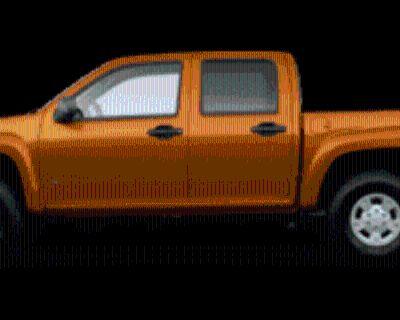 2006 GMC Canyon Work Truck