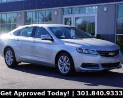 2016 Chevrolet Impala LT with 2LT