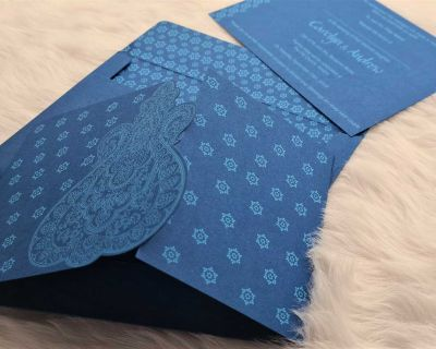 Indian Wedding Cards | Modern Indian Wedding Invitations Cards