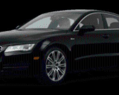 2013 Audi A7 Prestige Sportback 3.0S quattro