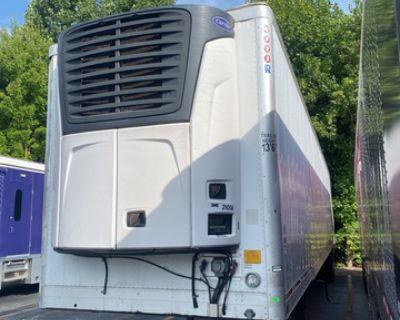 2012 Utility VS2RA 64,000 lb T/A Refrigerated Trailer