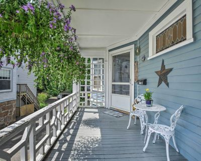 Quaint Beverly Townhome: Walk to Beach & Downtown! - Beverly