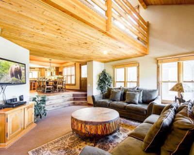 Mountainside Park City Ski Home with Private Hot Tub, Downtown, Garage - Downtown Park City