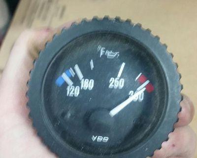 Vdo vintage oil temp gauge