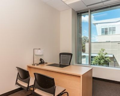 Private Office for 3 at Intelligent Office of Raleigh