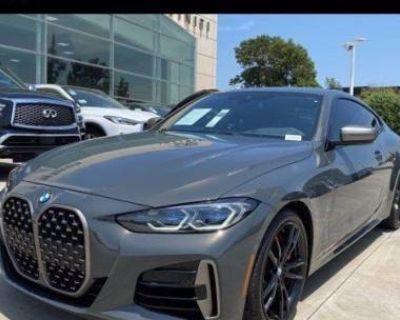 2021 BMW 4 Series M440i