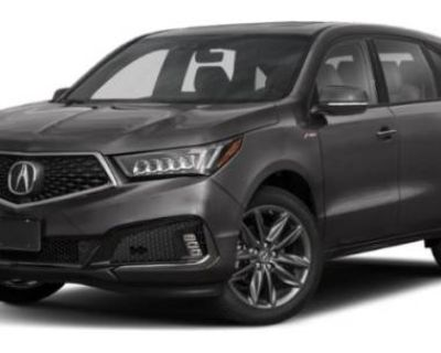 2020 Acura MDX A-Spec with Technology Package