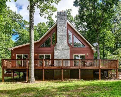 Taylor Ranch Retreat - Secluded yet close to Asheville - Fletcher