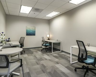 Private Office for 4 at Office Evolution - Overland Park