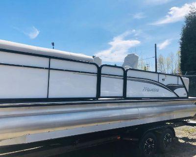 2020 Manitou Pontoon Boats Oasis 25 SL SHP