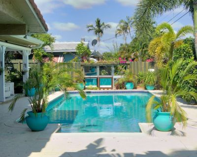 Babies and kids equipped, Florida family retreat with a private and heated pool! - Garden Isles