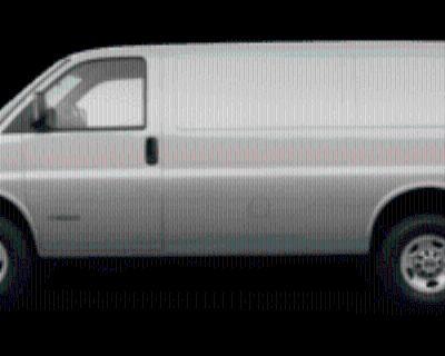 "2006 Chevrolet Express Cargo Van 3500 135"" WB RWD"