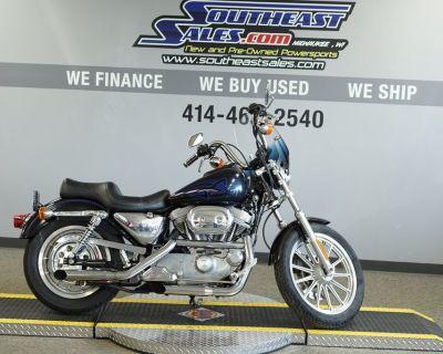 2001 Harley-Davidson XLH883 - Sportster Hugger