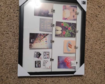 Picture frame.