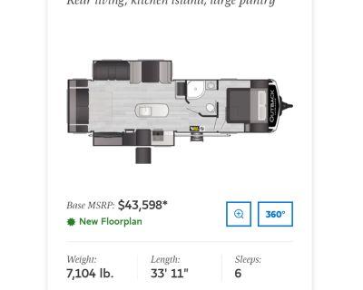 2021 Keystone OUTBACK ULTRA LITE 292URL
