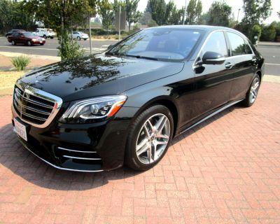 Used 2020 Mercedes-Benz S560 AMG PKG**WARMTH-COMFORT**DRIVER ASSIST**PREMIUM PK