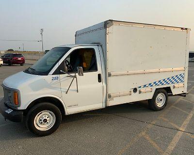 2001 GMC 3500 Box Trucks, Cargo Vans Truck