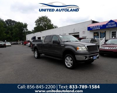"""Used 2008 Ford F-150 4WD SuperCrew 139"""" 60th Anniversary"""