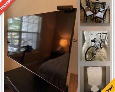 Atlanta Moving Online Auction - Peachtree Hills Cir NE (CONDO)
