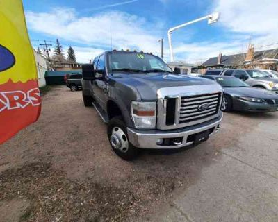 2010 Ford F350 Super Duty Crew Cab for sale