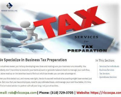 Best Tax Preparation in Santa Monica, CA 90401