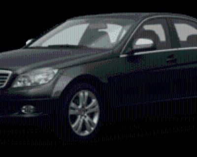 2008 Mercedes-Benz C-Class C 300 4MATIC Sport Sedan